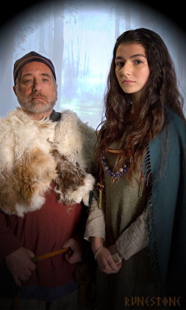 Arinn and Maegin, Teacher and Ward