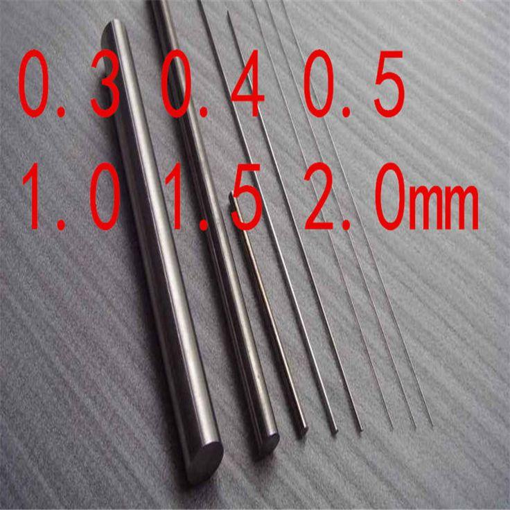 Tungsten needle Tungsten rods W Bar stick tungsten electrode #Affiliate
