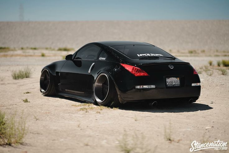 #Nissan #350z #Slammed #Camber #Modified #Stance #Wide_Body