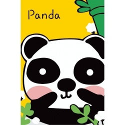Melukis Sendiri Chubby Panda - Melukis Sendiri