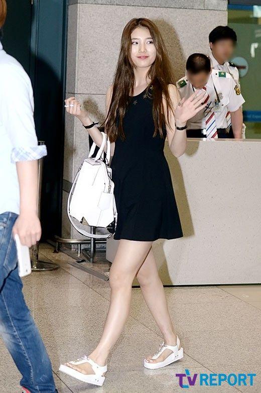 Miss A Suzy Airport Fashion Airport Fashion Korean Celebrities Pinterest Airport Fashion