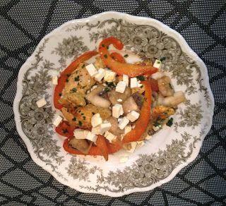 Wessels Küchenwelt: Putengyros mit Champignons
