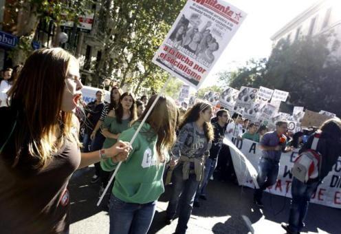 El Sindicato de Estudiantes convoca tres días de huelga en febrero - La Razón digital
