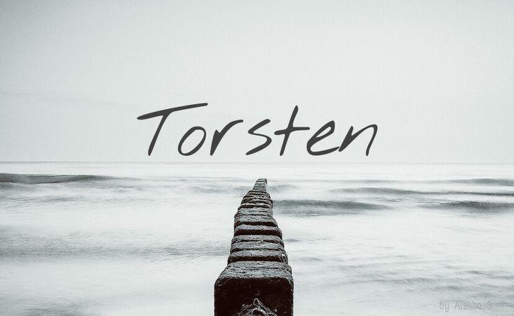 Torsten / Scandinavian: Thor's stone