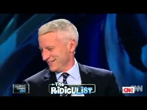 ▶ Anderson Cooper 360, Ridiculist: Dyngus Day giggles. It's slow at the beginning but it's so funny!