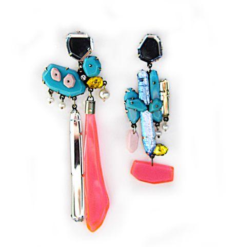 Nikki Couppee 'Michelle's' earrings