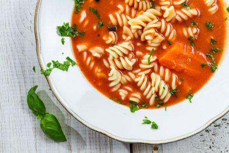 Μανέστρα Σαντορίνης - Γρήγορες Συνταγές | γαστρονόμος online