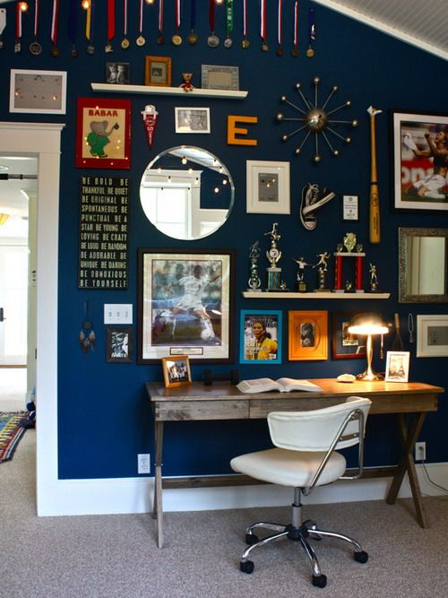 Decorative Wall Art for Teenage Boys Bedroom Makeover