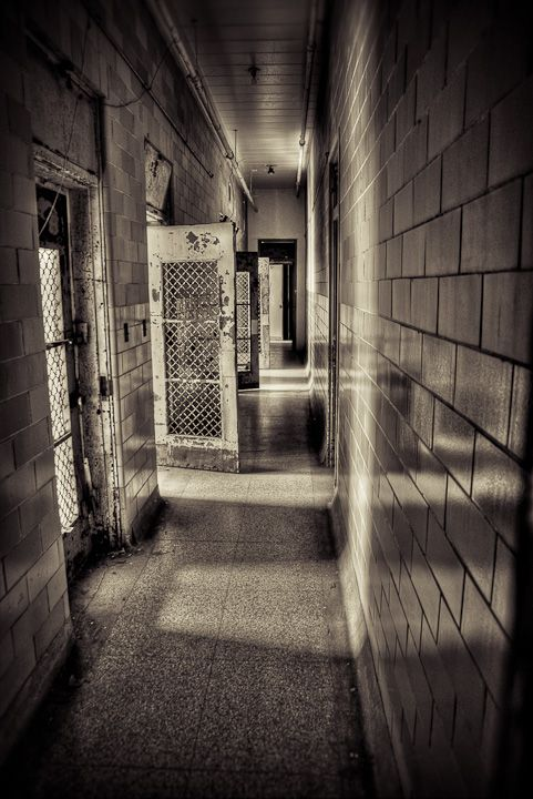 Trans-Allegheny Lunatic #Asylum in Weston, West Virginia
