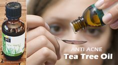 Tea tree oil is very concentrated in nature. Thus, you have to be careful while using tea tree oil for acne. Avoid the direct application of tea tree oil on the skin. The diluted version of tea tree oil provides all the benefits required to cure acne without any side effects.