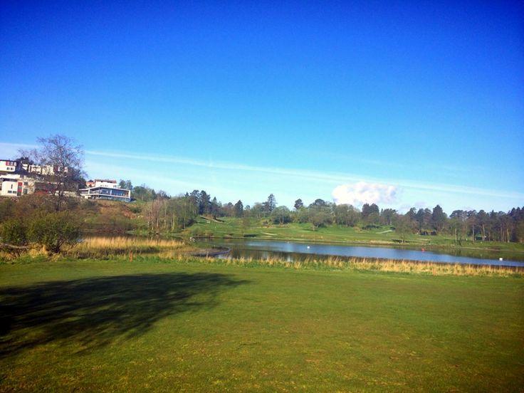 Fana golf klubb