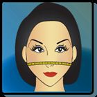what's my face shape quiz- nice to know for picking hairstyles and glasses