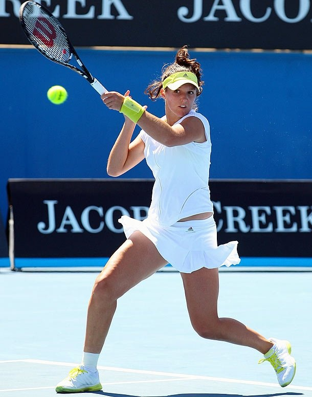 Laura Robson, Aus Open 2013 #tennis