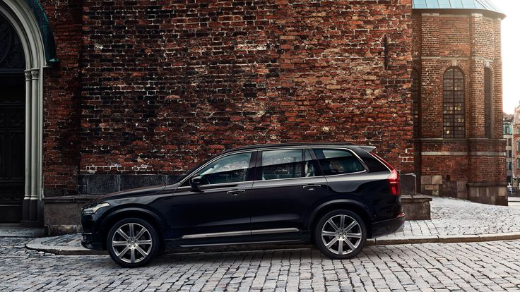 Handsome.  Second choice. The All-New XC90
