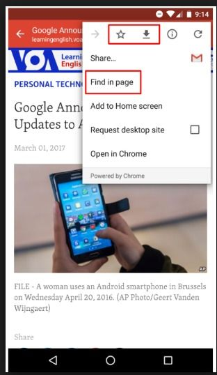 Google Chrome Update Version 56 Allows You Scroll Through Websites Without Fear of Page Jumps http://www.2020techblog.com/2017/04/google-chrome-update-version-56-allows.html  #technews #technology