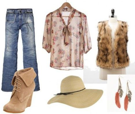 Dream On - (Stylish Men: Fashion Inspired by Steven Tyler)