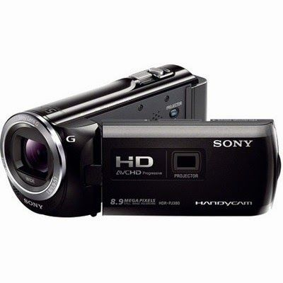 Spesifikasi Handycam Sony HDR-PJ230E Terbaru