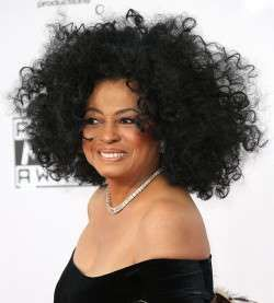 Diana Ross Pregnant