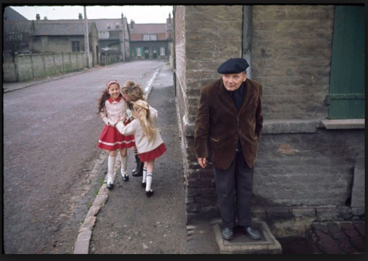 John Bulmer // i like this idea of contrast in the subject matter, old and young. i may be able to achieve this in my own images, mess and clean, order and chaos