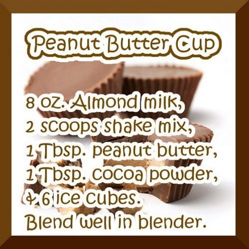 Chocolate Peanut Buttercup ViSalus Recipe http://fit2fit.myvi.net/ to order, click on JOIN THE CHALLENGE