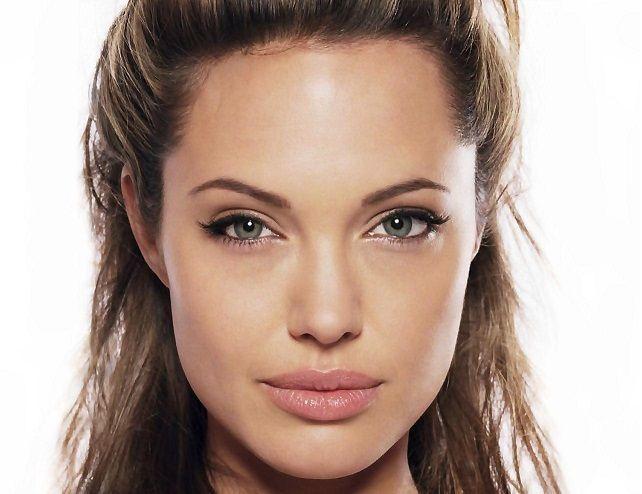Angelina Jolie Lippen
