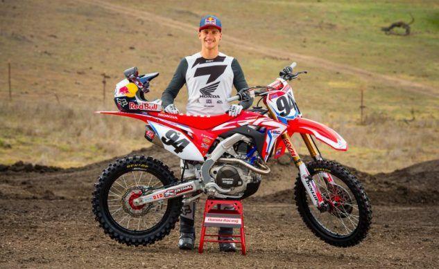 An Update On Honda's Supercross Star Ken Roczen - Motorcycle.com News