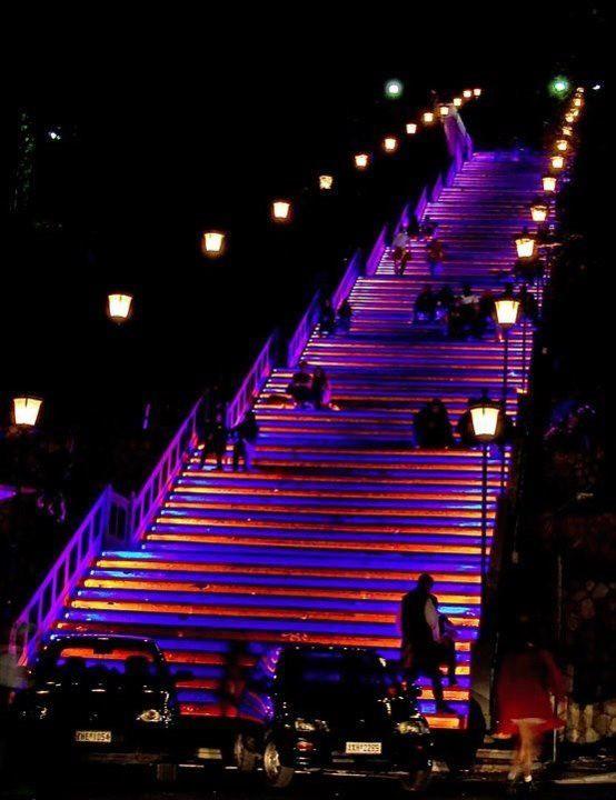 patras greece staircase - Google Search