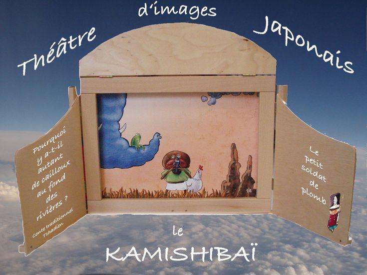 Berühmt 120 best Kamishibaï, marionnettes & théâtre d'objet images on  YU91