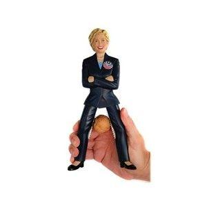 The Hillary Nutcracker | DudeIWantThat.com