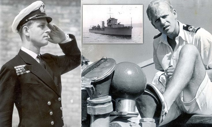 Saving ship from the Nazis was a great wheeze, says Philip