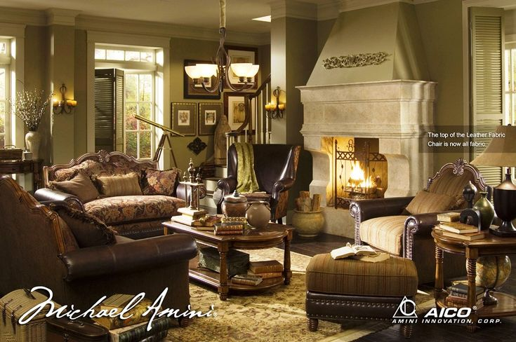 Western living room furniture