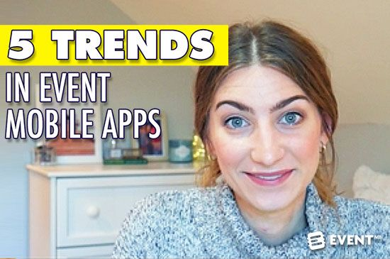5 Trends in Event Mobile Apps [Video] - In this new video in partnership with our friends at Nomadic Uno, we talk about what's new in event apps, what event planners are really looking for, what clients are demanding and what providers are offering.