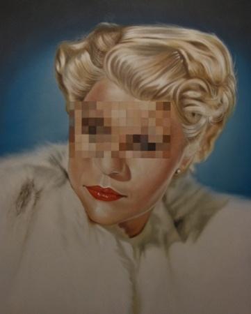 Jason Bryant    A Labor of Love - 2011    Oil on canvas    60 x 75 cm