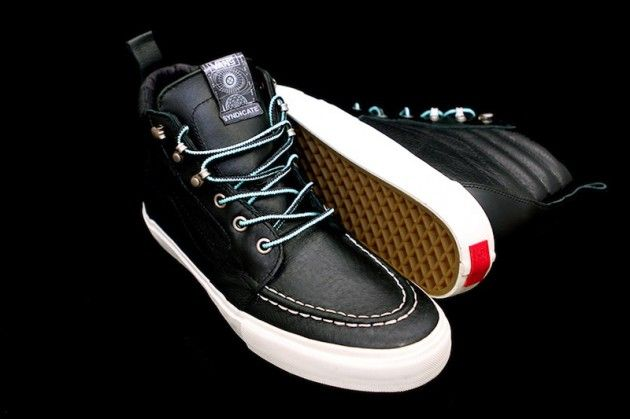 Vans Syndicate x Mike Hill Sk8-Hi Boot / Follow My SNEAKERS Board!