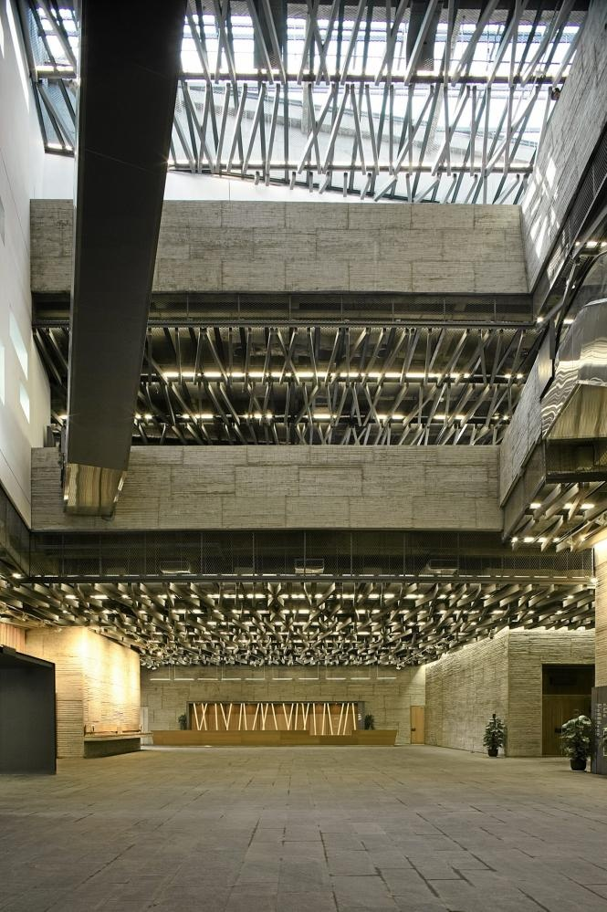 Ningbo History Museum (Wang Shu)