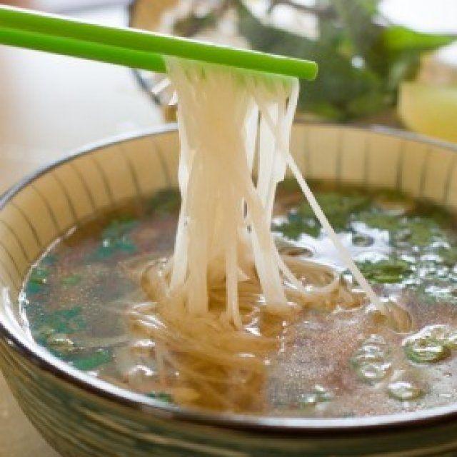 Sopa Vietnamita (Pho Ga)