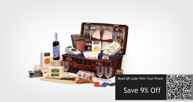 Save Online Now: Save 9% On Bromley 4 Person Chiller Picnic Hamper ...