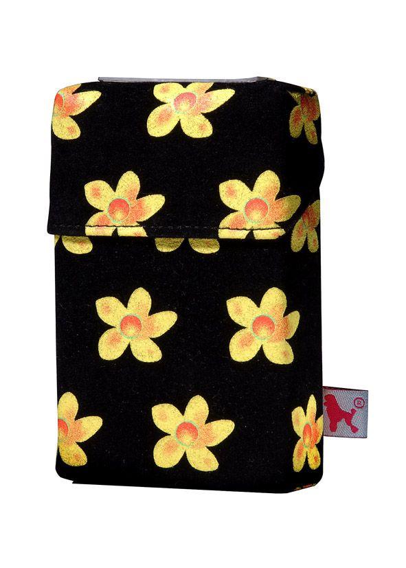 Das smokeshirt little flower ideal um unansehnliche Zigarettenpackungen zu verkleiden.