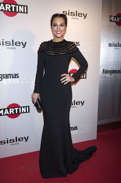 Spanish actress Paula Echevarria attends the Fotogramas  Magazine cinema awards 2017 at the Joy Eslava Club on March 6, 2017 in Madrid, Spain.