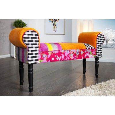 Ibiza bench II  #colorfulfurniture #multicoloured #colors #interiordesign #homedecor #irenesworld #yourhome #yourplayground