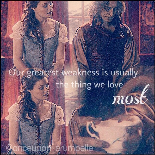 Rumbelle -- Beauty and the Beast