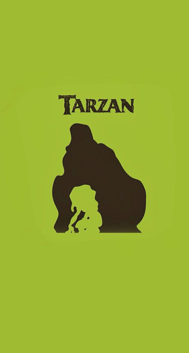 Day 19: Favorite soundtrack = it's not even a competition! Tarzan!!!
