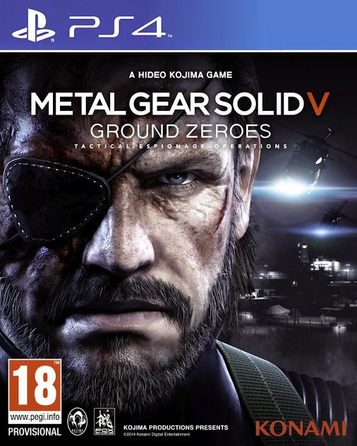Metal Gear Solid V: Ground Zeroes (PS4) Amazon £17.86 delivered - cheapest price anywhere in the UK. #gratisfactionuk   #flashbargain   #flashbargains   #GRATgaming