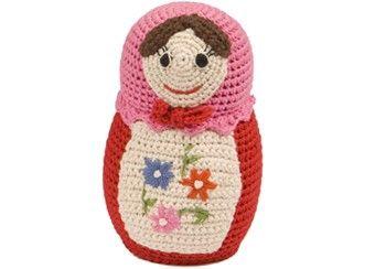 schattig russisch popje Anne-Claire Petit | kinderen-shop Kleine Zebra