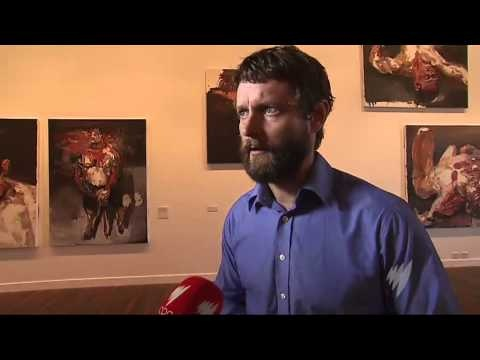 Ben Quilty: after Afghanistan - extended interview