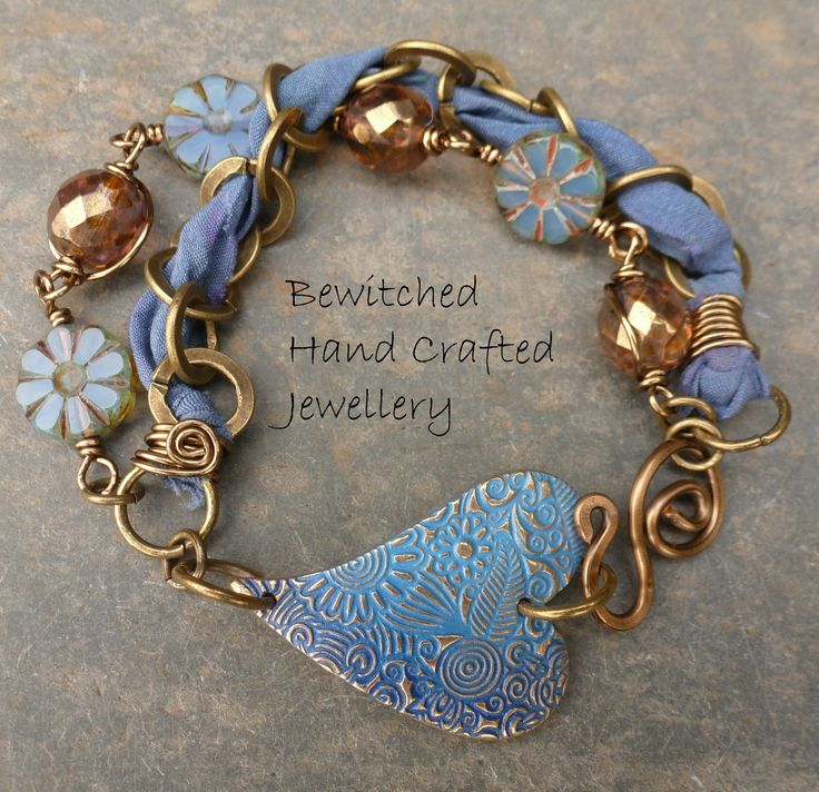 Handcrafted bracelet available at https://www.facebook.com/MyBewitched