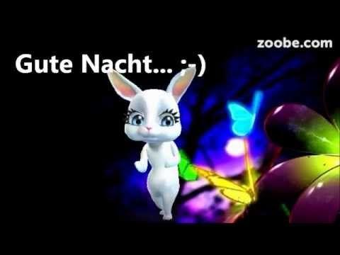 Gute Nacht - tanze Samba mit mir ;-) Träume, Zoobe , Animation