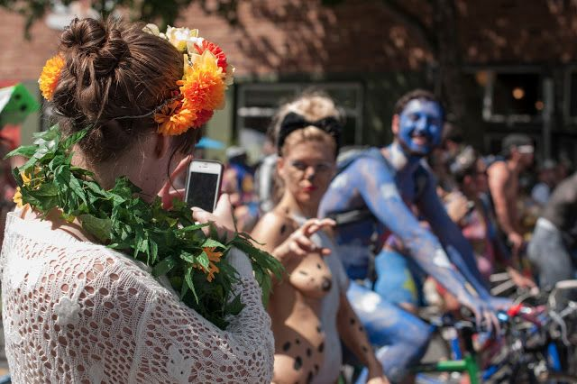Alexander Chamas Photography: Fremont Solstice Parade — Seattle, WA, 2013