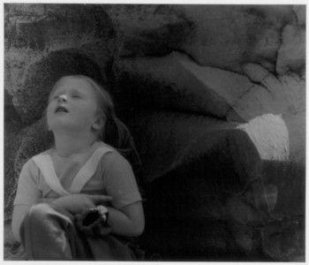 Ralph Eugene Meatyard, Untitled, 1961. Stampa sali d'argento