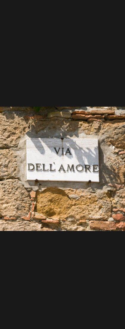 #love #pienza #tuscany Pienza, the romantic city in Tuscany